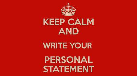College essays personal statements